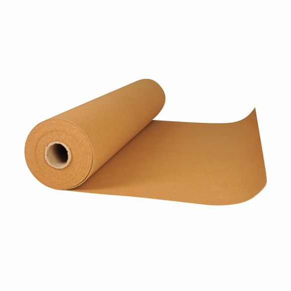 Picture of Cork roll for impact sound insulation - 10m x 8mm * Heat-insulating