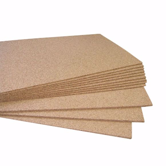 Picture of Shielding cork mat against water veins and earth radiation, 10 mm 2qm