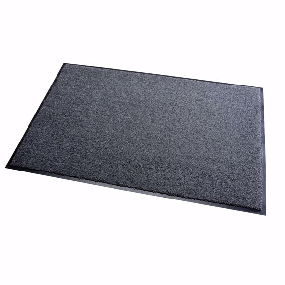 Picture of Dirt trap mat ZANZIBAR grey 90x150cm