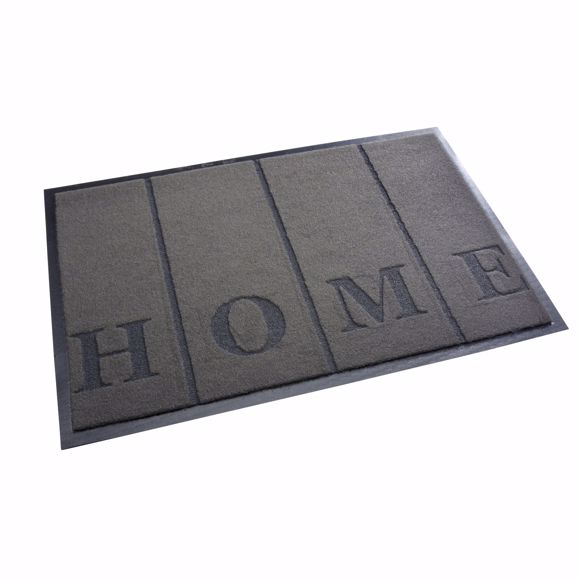 Picture of Dirt trap mat HOME grey 40x60cm