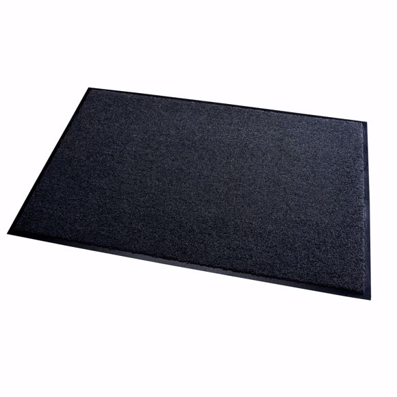 Picture of Dirt trap mat ZANZIBAR black 60x90cm