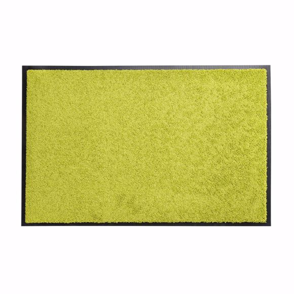 Picture of Dirt trap mat ZANZIBAR lemon 40x60cm