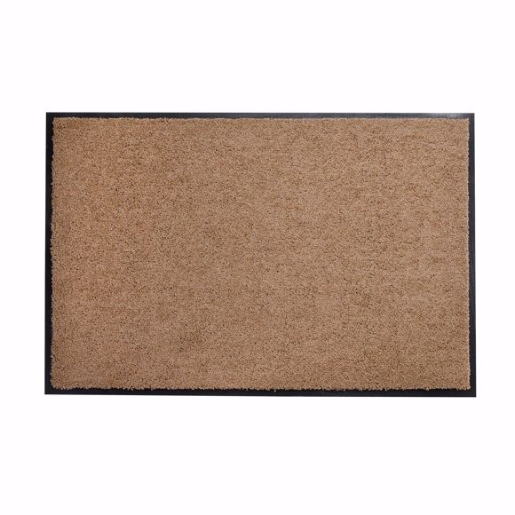 Picture of EVODIA Premium Dirt Trap Mat Lavender Fragrance taupe - 40x60cm