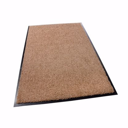 Picture of EVODIA Premium Dirt Trap Mat Lavender Fragrance taupe - 90x150cm