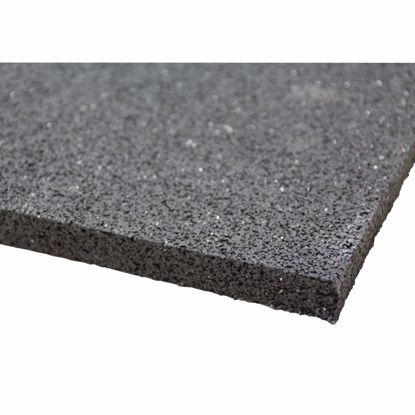 Picture of Antivibration protective mat - rubber granulate - 100x60x1cm