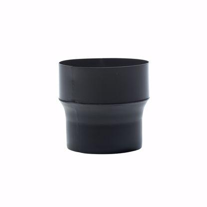 Foto de Reducción de tubo de humo 200mm > 160mm