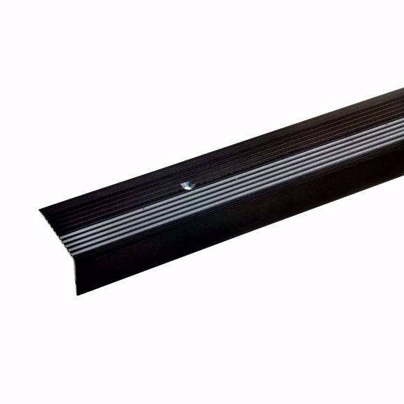 Picture of Angle profile staircase edge 20x40 mm photoluminescent drilled