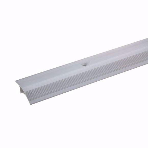Picture of Aluminium height adjustment profile 90cm silver 7-15mm