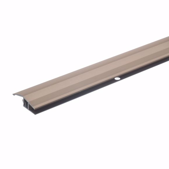 Picture of Aluminium height adjustment profile 100cm bronze light 7-10mm