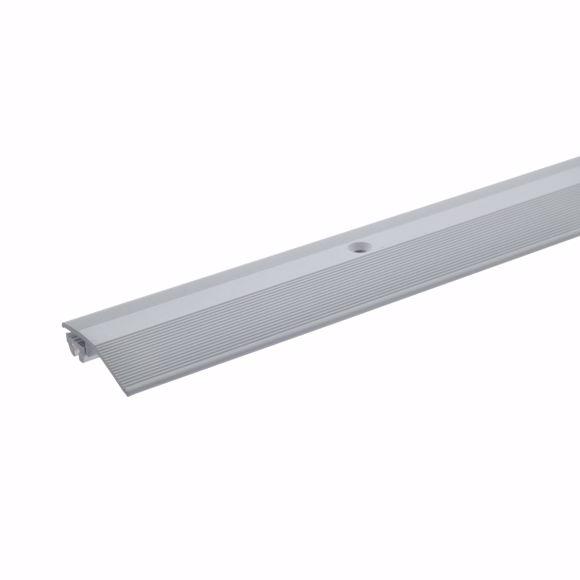 Image sur Profilé de réglage en hauteur en aluminium 90cm argent 4-7mm