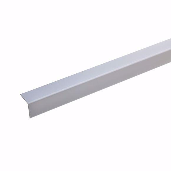 Immagine di Angolo di protezione angolo 20x20x18 mm - 125 cm - alluminio