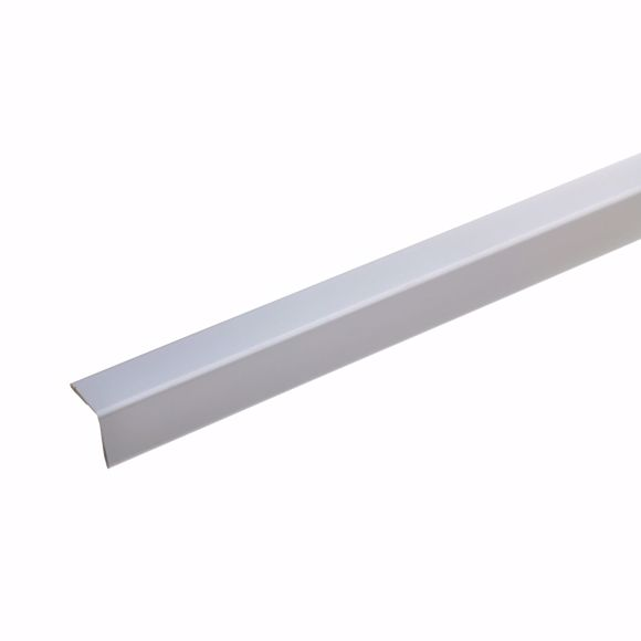 Picture of Corner protection angle 25x25x19 mm - 125 cm - aluminium