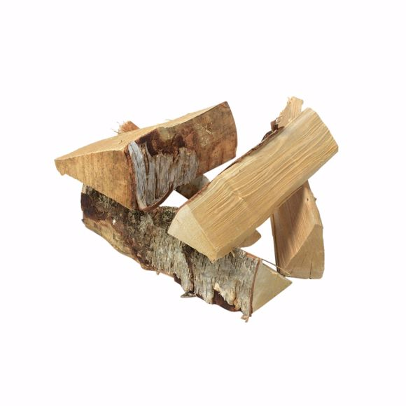 Picture of Firewood firewood birch 25cm 30kg