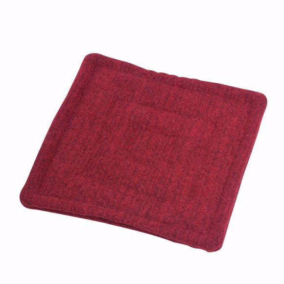 Picture of Seat cushion 40x40cm Greek sheep wool 100%
