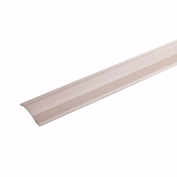 Picture of Aluminium height adjustment profile 135cm bronze light 2-16mm self-adhesive