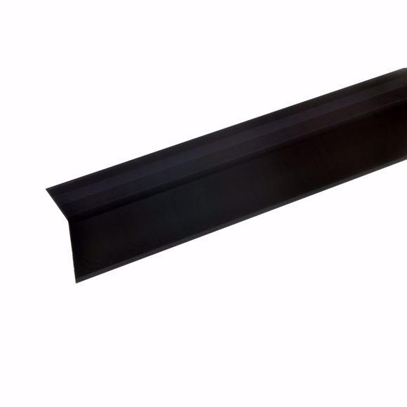 Afbeelding van 42x30mm traphoek 170cm lang brons donker zelfklevend