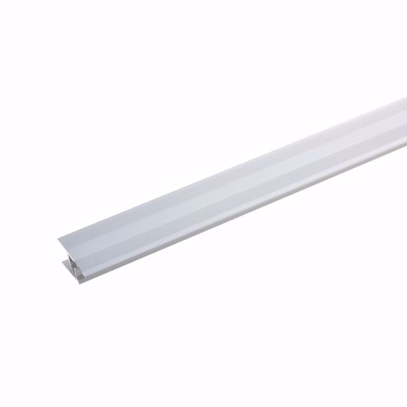 Picture of Transition profile aluminium 2-part - 135cm 7-10mm (silver)