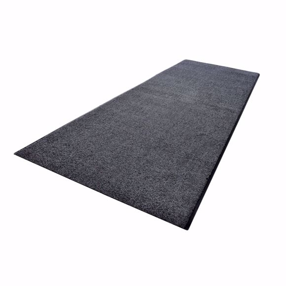 Picture of ZANZIBAR Dirt trap mat grey 90 x 850 cm roll material