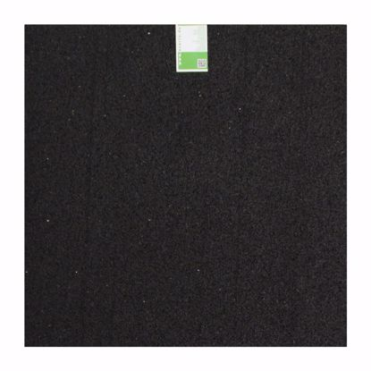 Picture of Antivibration protective mat - rubber granulate - 60x60x1cm