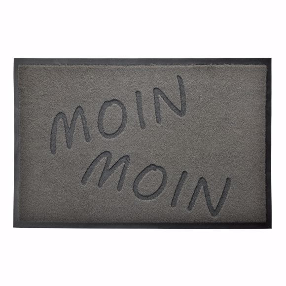 Picture of Dirt trap mat MOIN MOIN grey 40x60cm