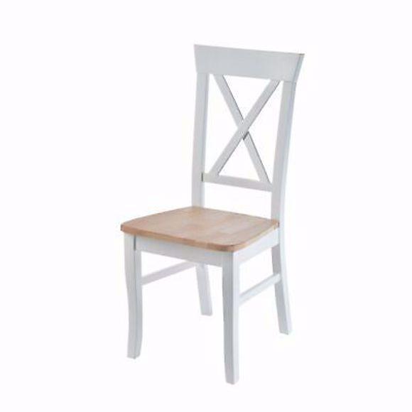 Bild von PISA Stuhl für Esstisch Buche ohne Polster