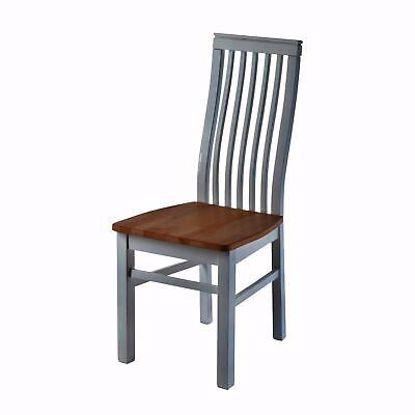 Obrazek BARI Stuhl für Esstisch Buche ohne Polster