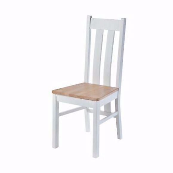 Obrazek LUCCA Stuhl für Esstisch Buche ohne Polster