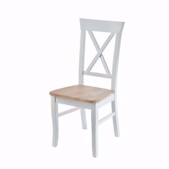 Immagine di PISA Stuhl für Esstisch Buche ohne Polster