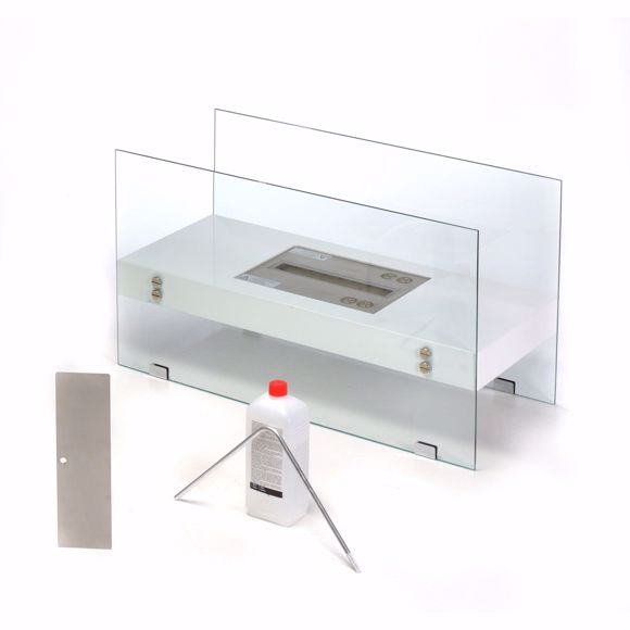 Picture of AERO Premium Ethanol Table Fireplace - 75x44x315cm * Incl. 2L Bio-Ethanol