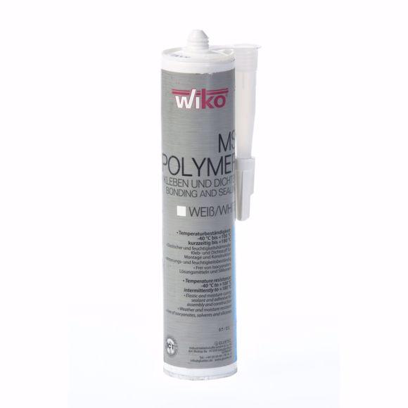 Bild von WIKO MARINE MS POLYMER elastischer Klebstoff 290 ml weiss