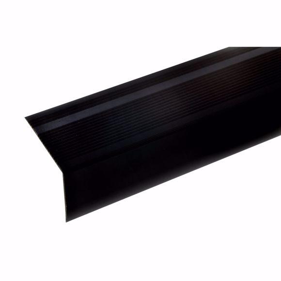 Image sur 55x69mm Treppenwinkel 135cm lang bronze dunkel selbstklebend