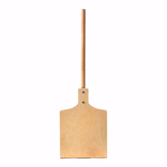Picture of Pizzaschieber 30x30cm - Pizzaschaufel aus Holz
